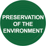 Preservation of the environment